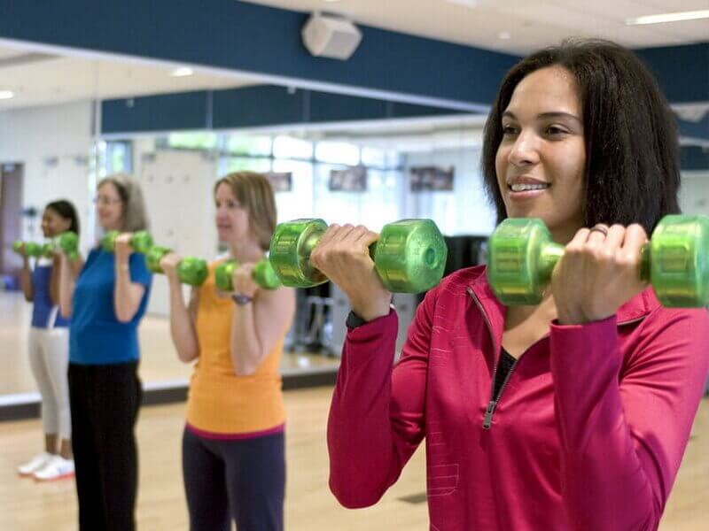 We should be all doing at least 150 minutes of moderate exercise a week