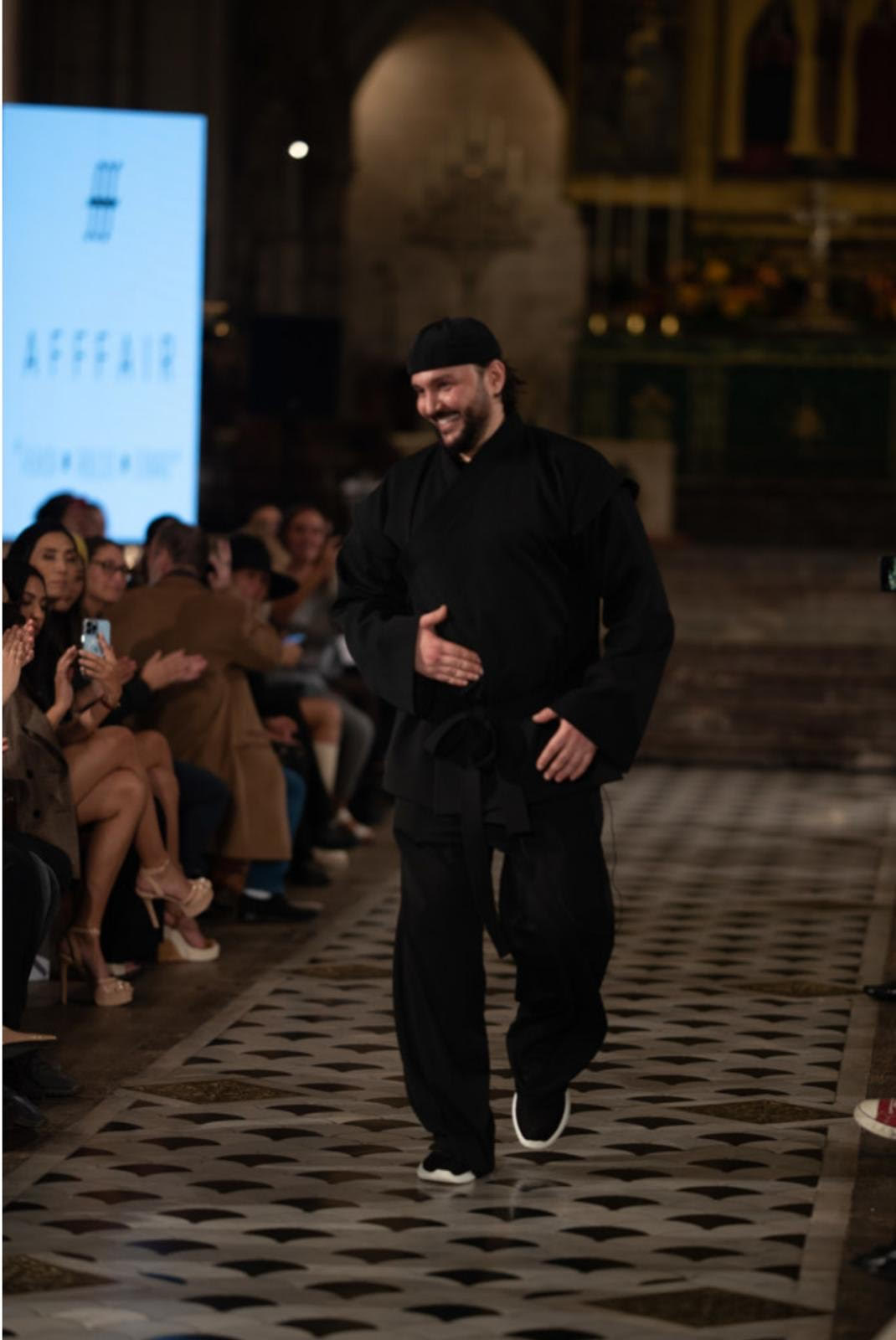 """Celebrity designer Rufat Ismayil Azerbaijani Haute Couture collection """"Sumakh by AFFAIR-World News Network"""